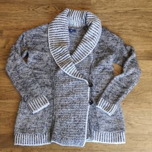 Gap Button-Up Cardigan With Pockets XS